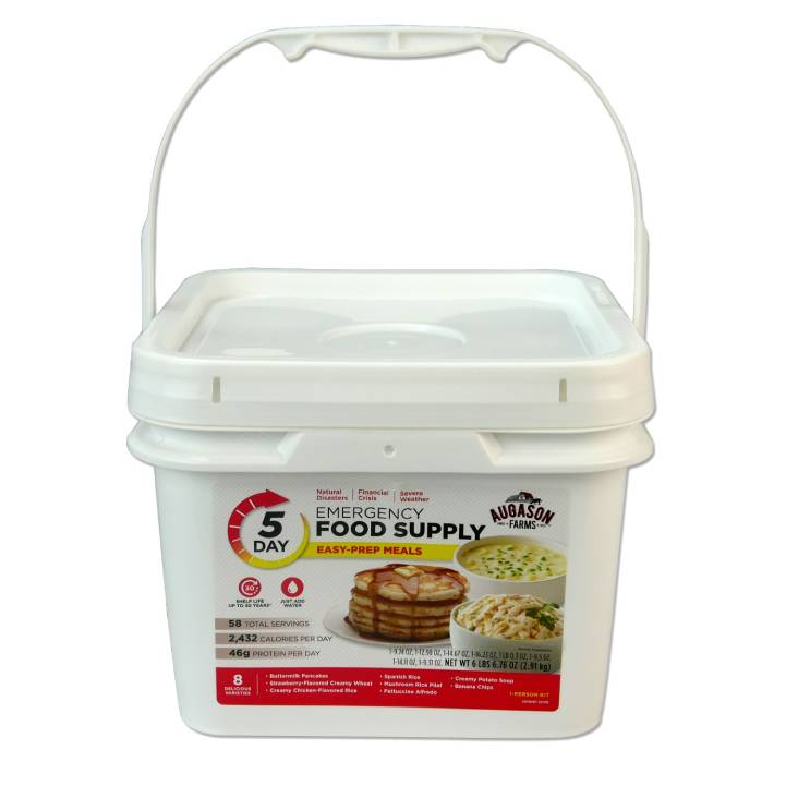 5 Day Emergency Food Kit