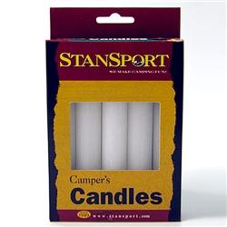 slow burning emergency candles